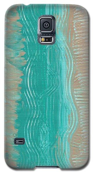 Beach Stripes  Galaxy S5 Case