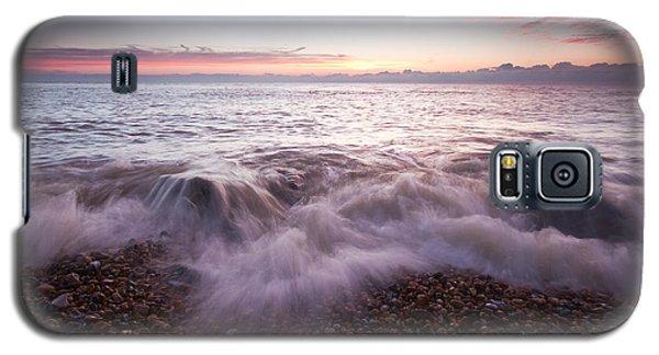 Beach Sunrise Galaxy S5 Case