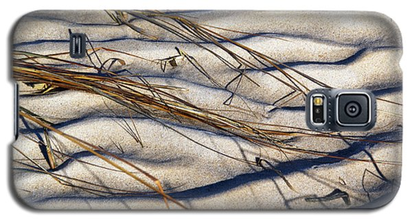 Beach Tapestry Galaxy S5 Case
