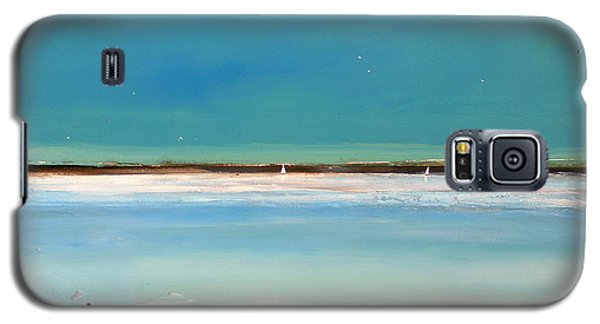 Landscapes Galaxy S5 Case - Beach Textures by Toni Grote