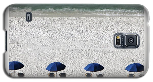 Galaxy S5 Case featuring the photograph Beach Therapy 2 by Marie Hicks