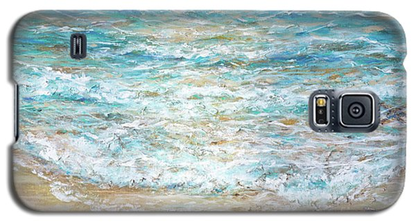 Beach Tide Galaxy S5 Case