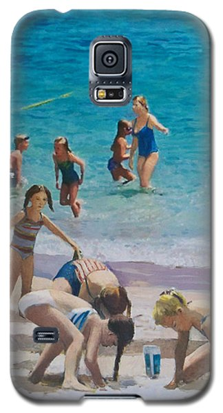 Beach Time Galaxy S5 Case