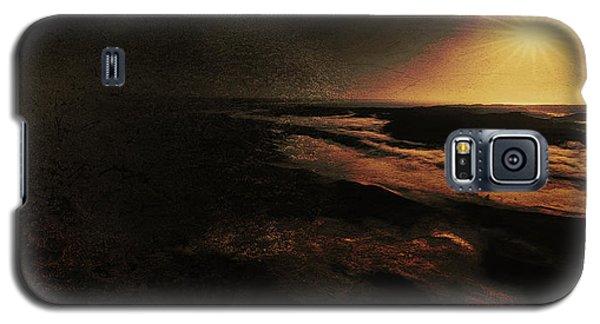 Beach Tree Galaxy S5 Case
