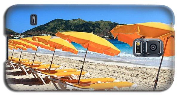 Beach Umbrellas Galaxy S5 Case