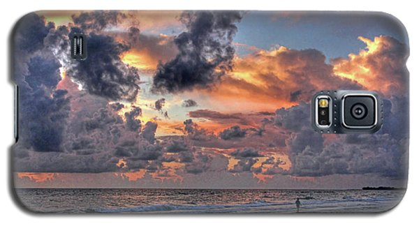Beach Walk - Florida Seascape Galaxy S5 Case
