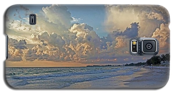 Beach Walk Galaxy S5 Case by HH Photography of Florida