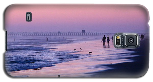 Beach Walk Galaxy S5 Case