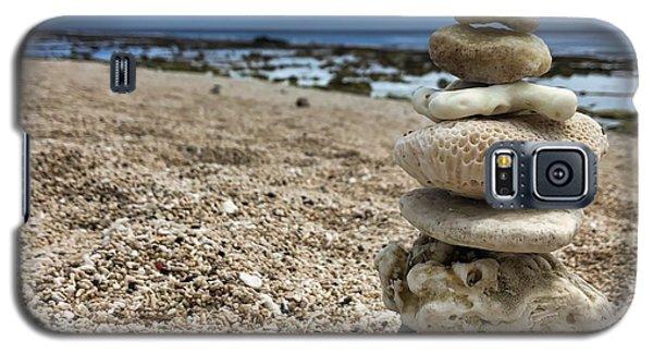 Beach Zen Galaxy S5 Case