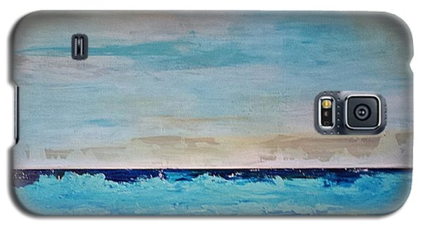 Beach1 Galaxy S5 Case by Diana Bursztein