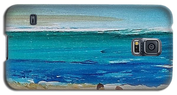 Beach2 Galaxy S5 Case by Diana Bursztein