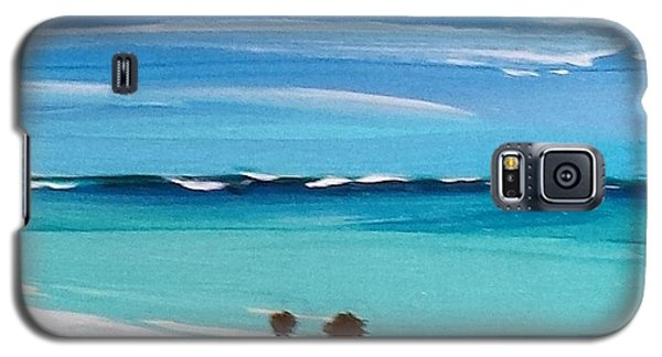 Beach3 Galaxy S5 Case by Diana Bursztein