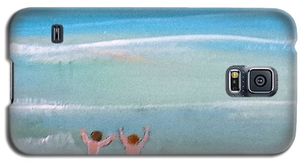 Beach4 Galaxy S5 Case by Diana Bursztein