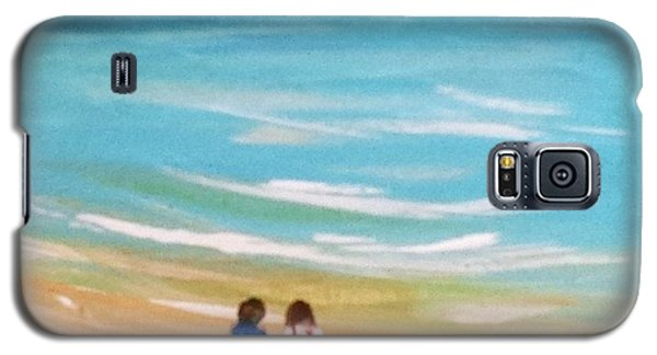 Beach5 Galaxy S5 Case by Diana Bursztein