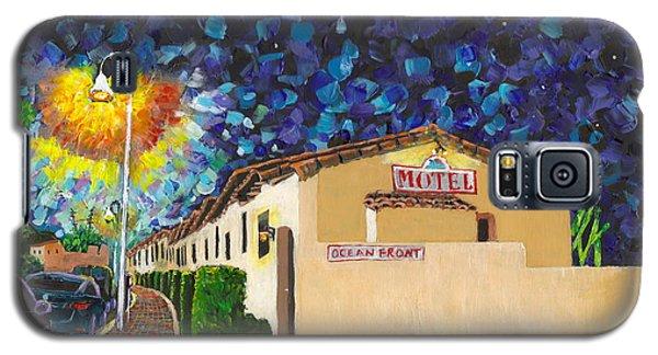 Beachcomber Motel Galaxy S5 Case