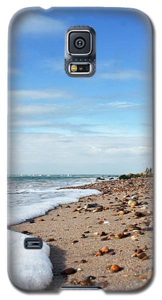 Beachcombing Galaxy S5 Case by Terri Waters