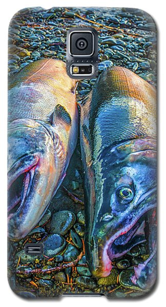 Beached Coho Galaxy S5 Case
