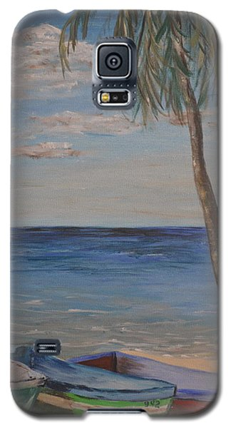 Beached Galaxy S5 Case