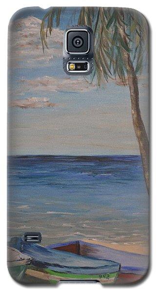 Beached Galaxy S5 Case by Debbie Baker