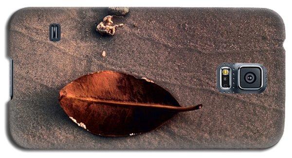 Beached Leaf Galaxy S5 Case