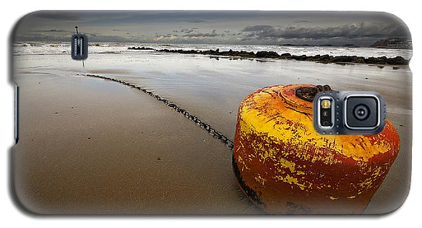 Beached Mooring Buoy Galaxy S5 Case