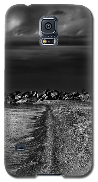 Beaches Park Toronto Canada Breakwall No 1 Galaxy S5 Case
