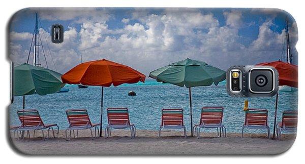 Beachie Keen Galaxy S5 Case by Matthew Bamberg