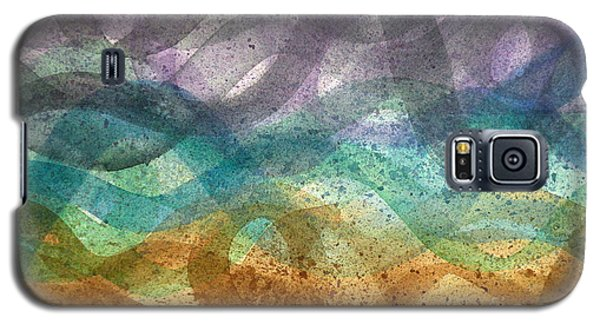 Beachy Galaxy S5 Case by Holly York