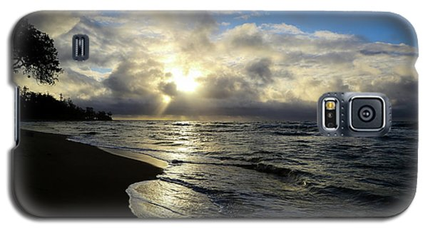 Beachy Morning Galaxy S5 Case