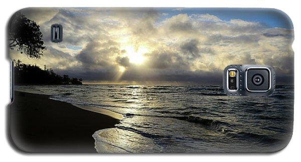 Beachy Morning Galaxy S5 Case