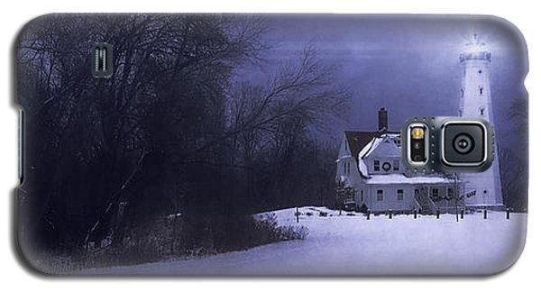Lake Michigan Galaxy S5 Case - Beacon by Scott Norris