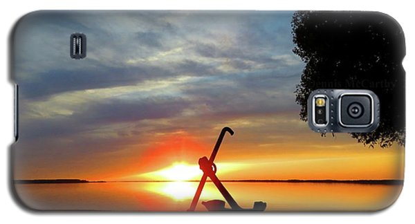 Beadles Point Sunset Galaxy S5 Case
