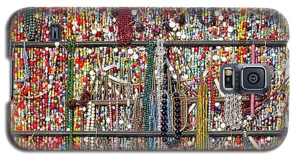 Beads In A Window Galaxy S5 Case