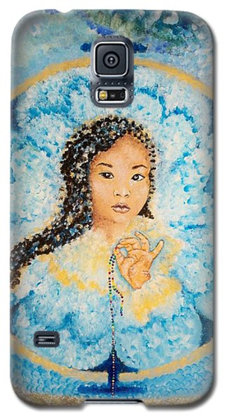 Flying Lamb Productions.        Beads Of Life Galaxy S5 Case