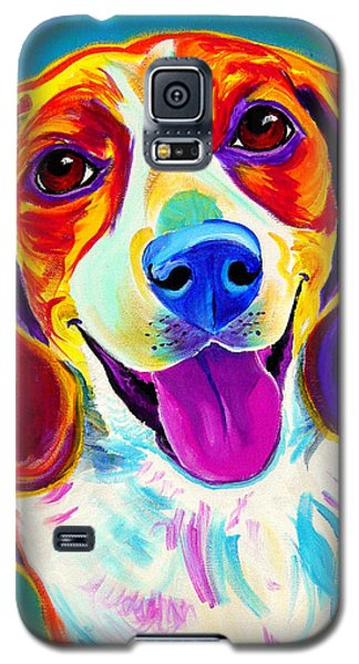 Beagle - Lucy Galaxy S5 Case