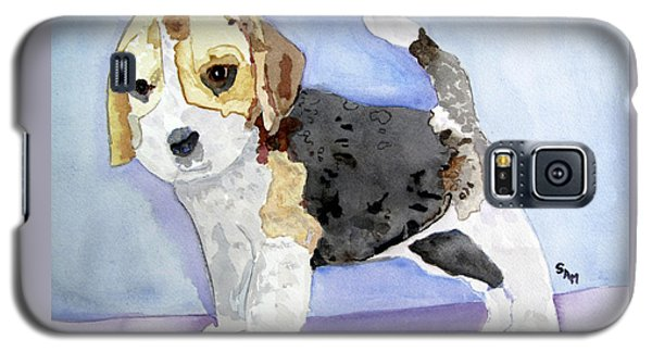 Beagle Pup Galaxy S5 Case