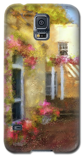 Galaxy S5 Case featuring the digital art Beallair In Bloom by Lois Bryan