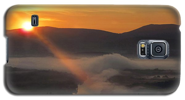 Beaming Shenandoah Galaxy S5 Case