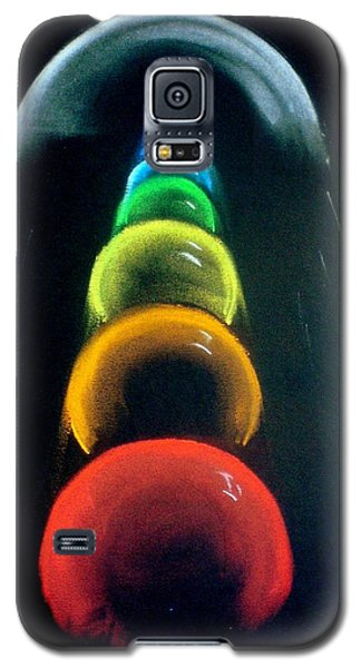 Bean All Lined Up Galaxy S5 Case