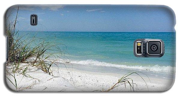 Galaxy S5 Case featuring the photograph Bean Point, Anna Maria Island by Jean Marie Maggi