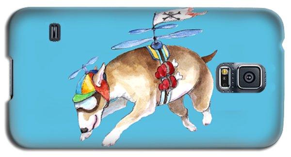 Beanie Bully  Galaxy S5 Case