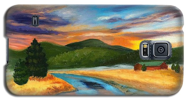 Bear Creek Colorado Galaxy S5 Case