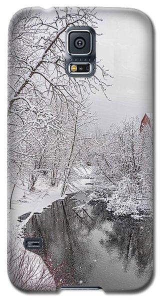 Silver Creek Galaxy S5 Case