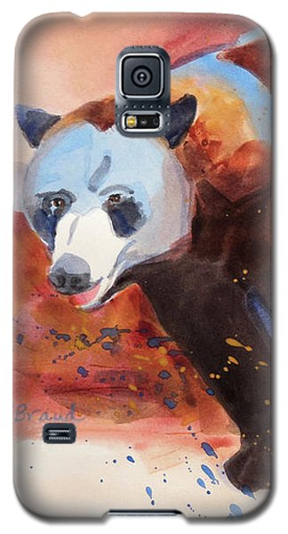 Bear Family Outing Galaxy S5 Case by Kathy Braud