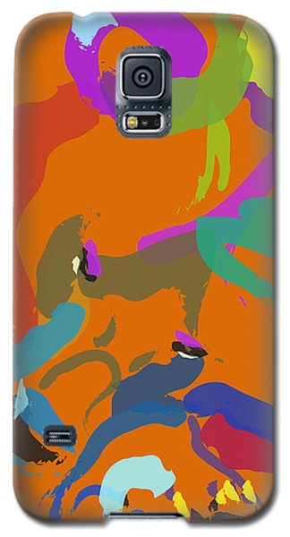 Bear  Galaxy S5 Case by Go Van Kampen