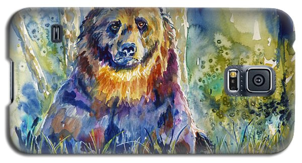 Bear In The Woods 2 Galaxy S5 Case