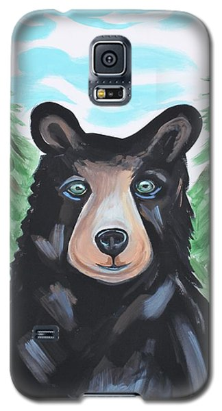 Bear In The Woods Galaxy S5 Case