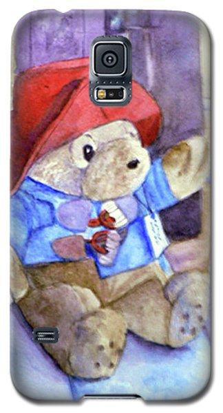 Bear In Venice Galaxy S5 Case