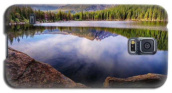 Bear Lake 3 Galaxy S5 Case by Mary Angelini