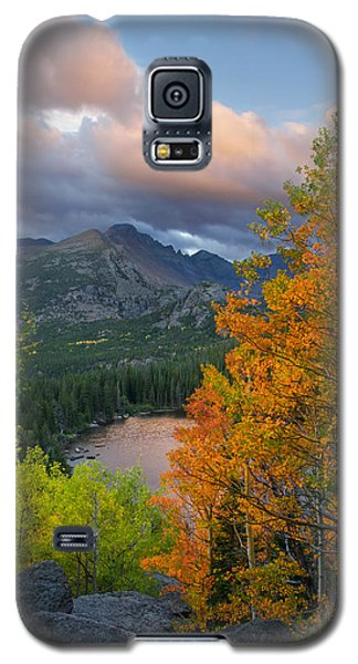 Bear Lake Autumn Galaxy S5 Case
